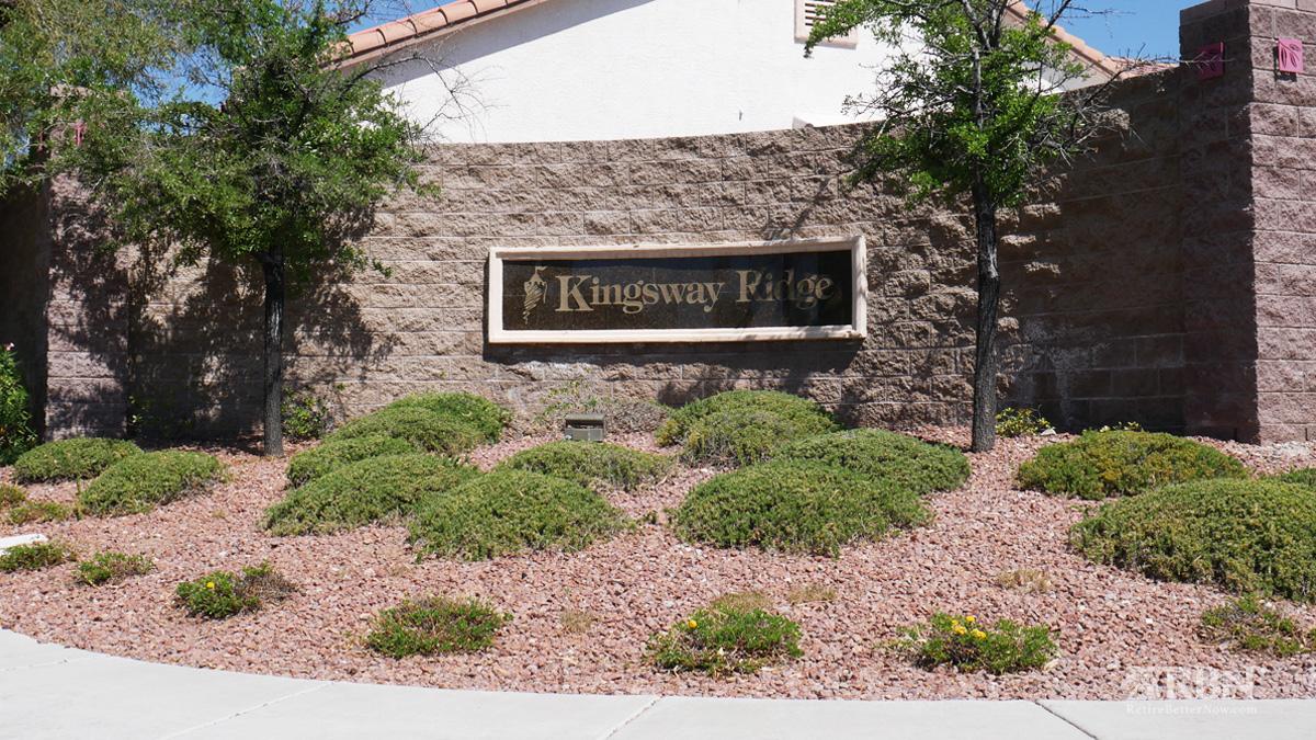 Kingsway Ridge in The Willows at Summerlin, Las Vegas, NV