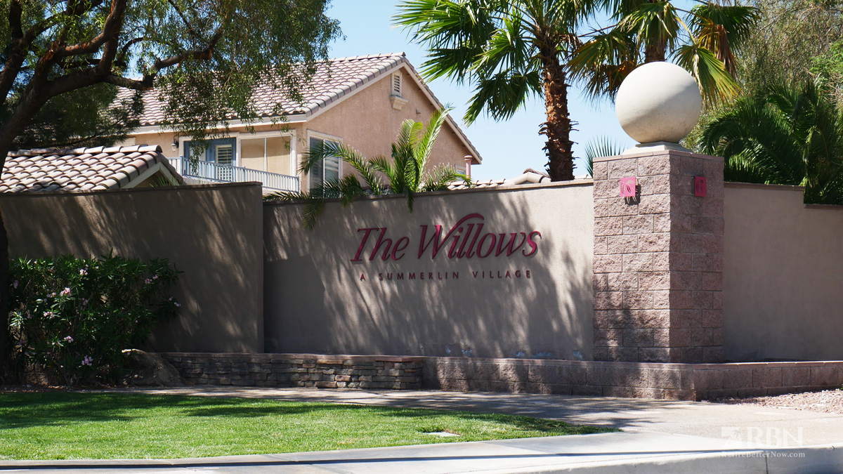The Willows in Summerlin, Las Vegas, NV Real Estate & Homes For Sale