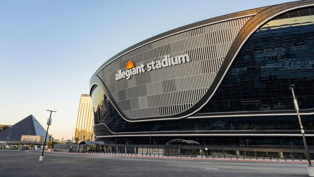 Living in Las Vegas - Allegiant Stadium