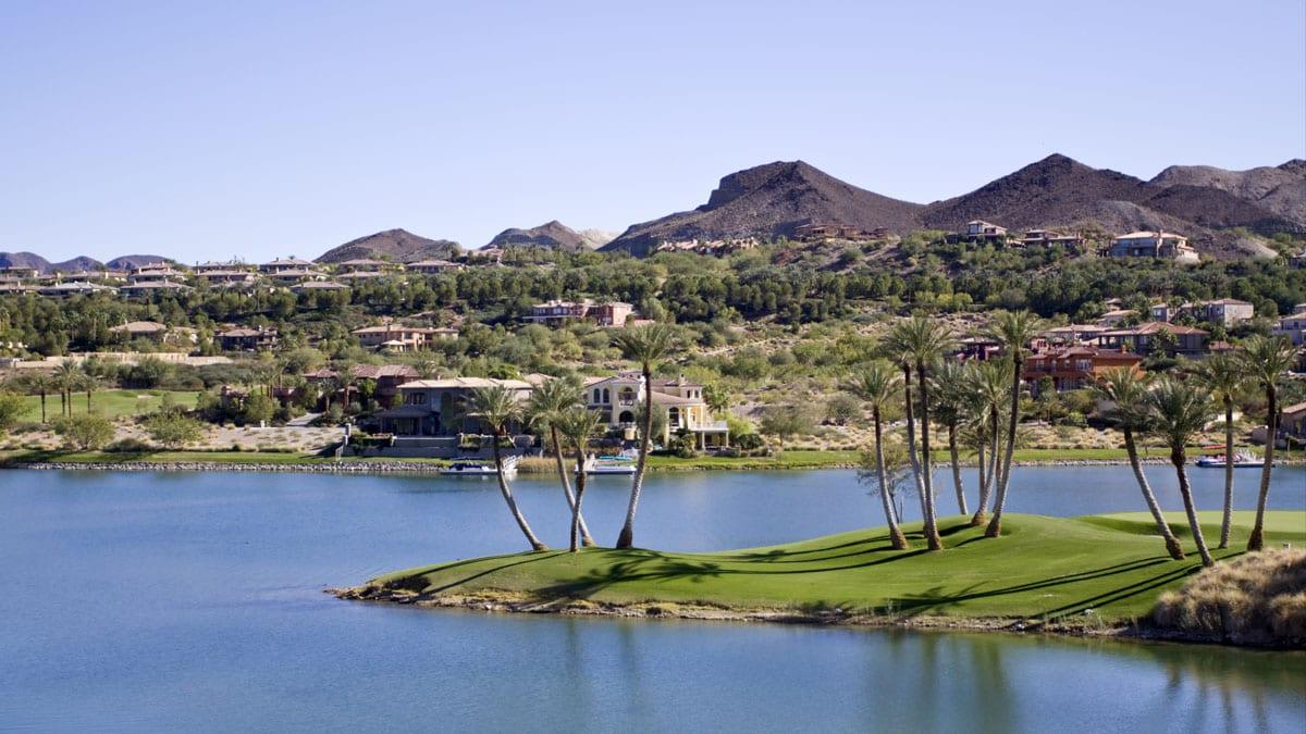 Lake Las Vegas Luxury Homes