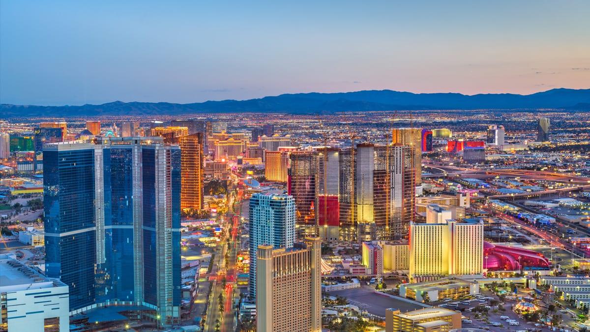 Penthouses on the Las Vegas Strip