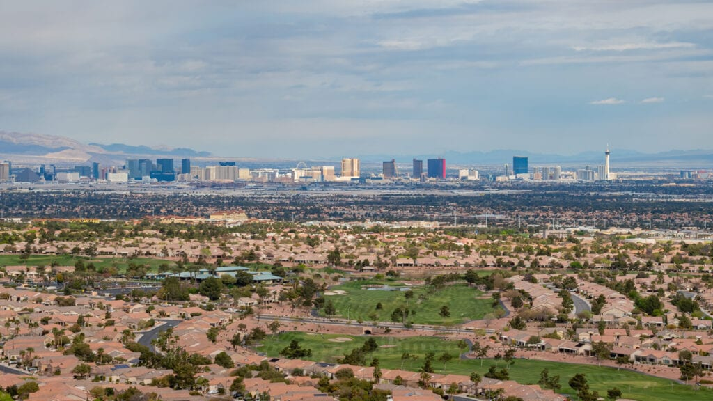 Las Vegas Suburbs - Henderson NV