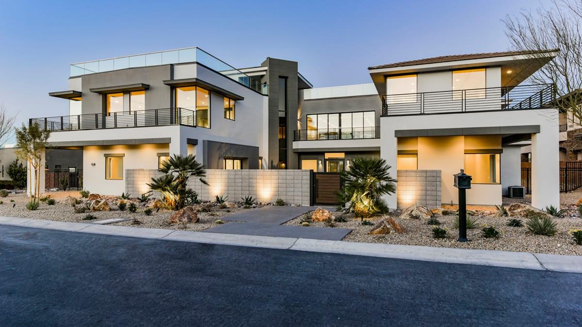 Las Vegas Million Dollar Homes for Sale