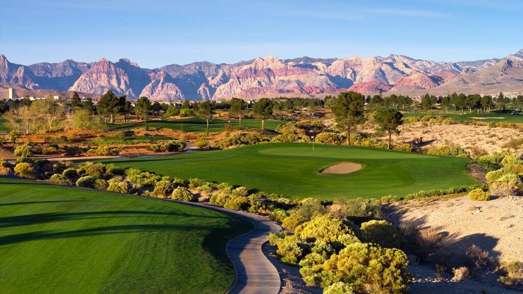 angel park golf course las vegas