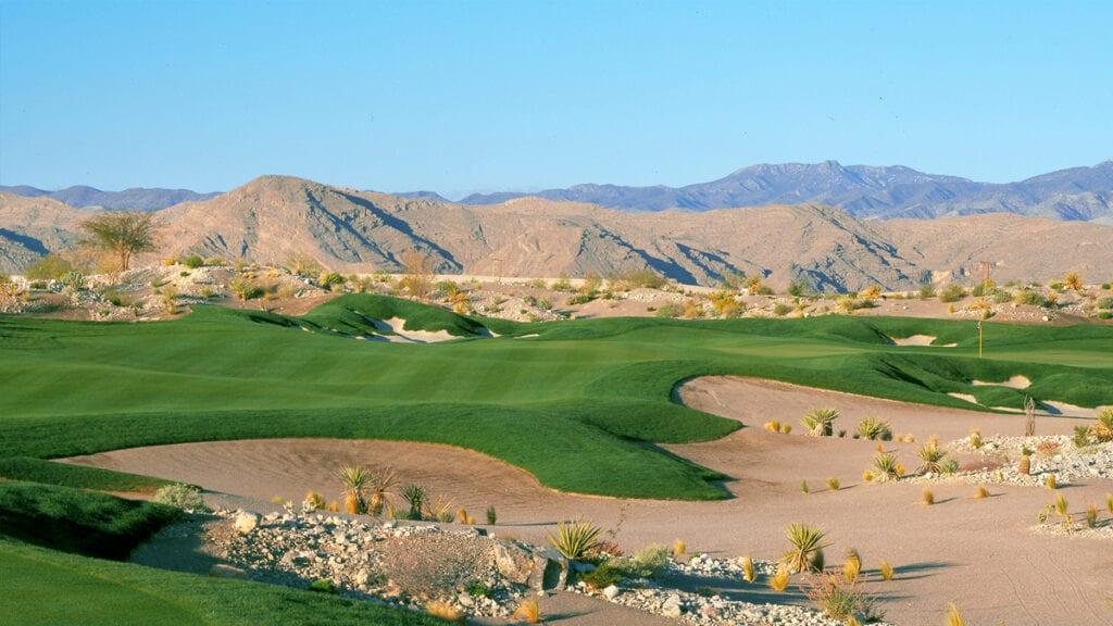 coyote springs golf course las vegas
