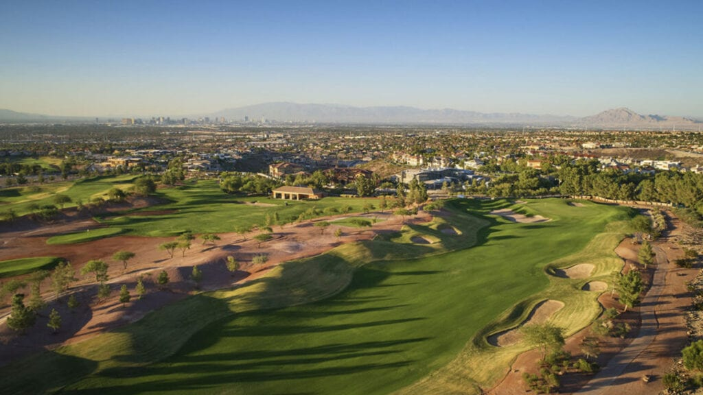 Rio Secco Golf Course Las Vegas