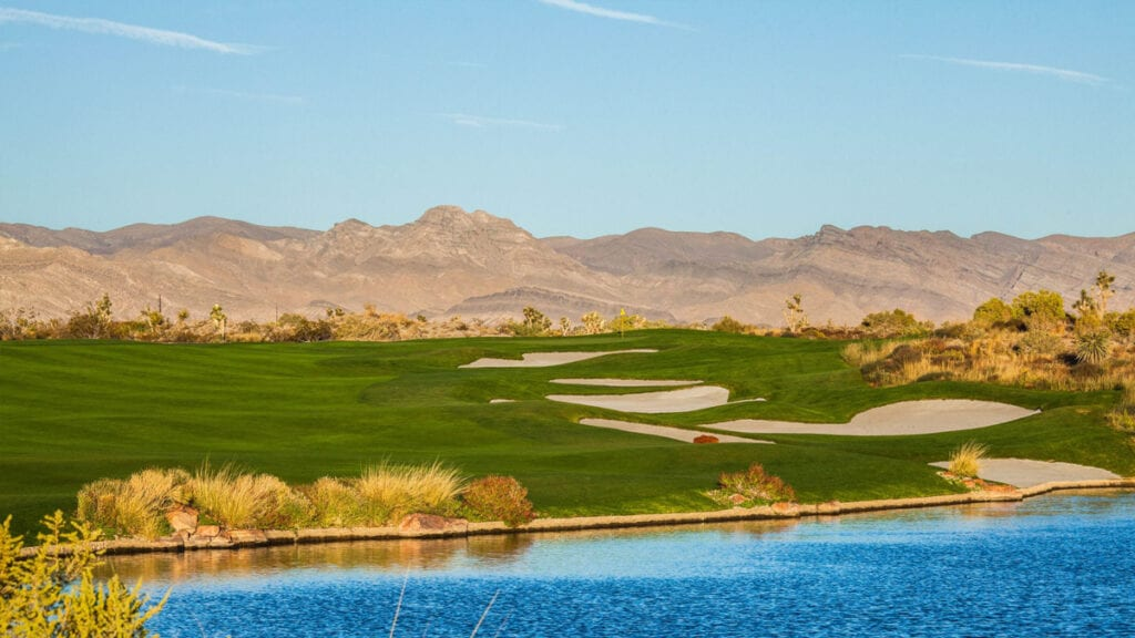 paiute golf resort las vegas