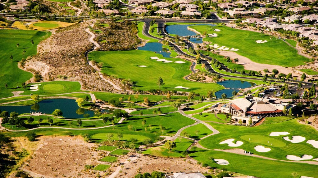 anthem country club golf course henderson