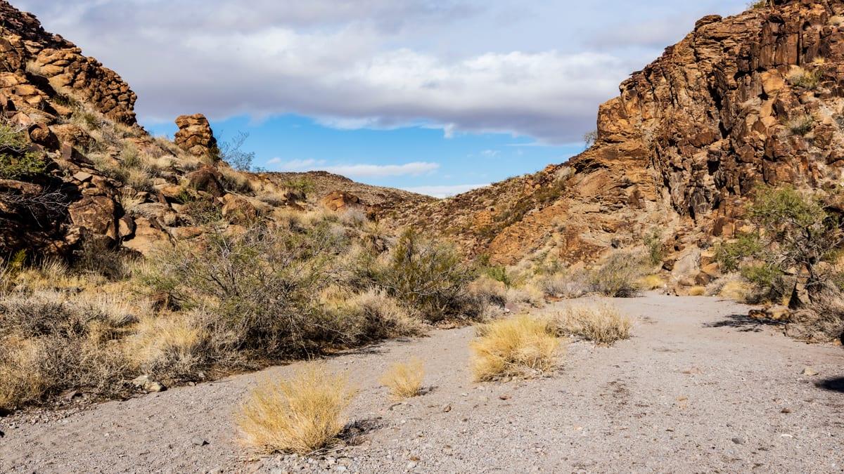 Henderson's Sloan Canyon National Preserve