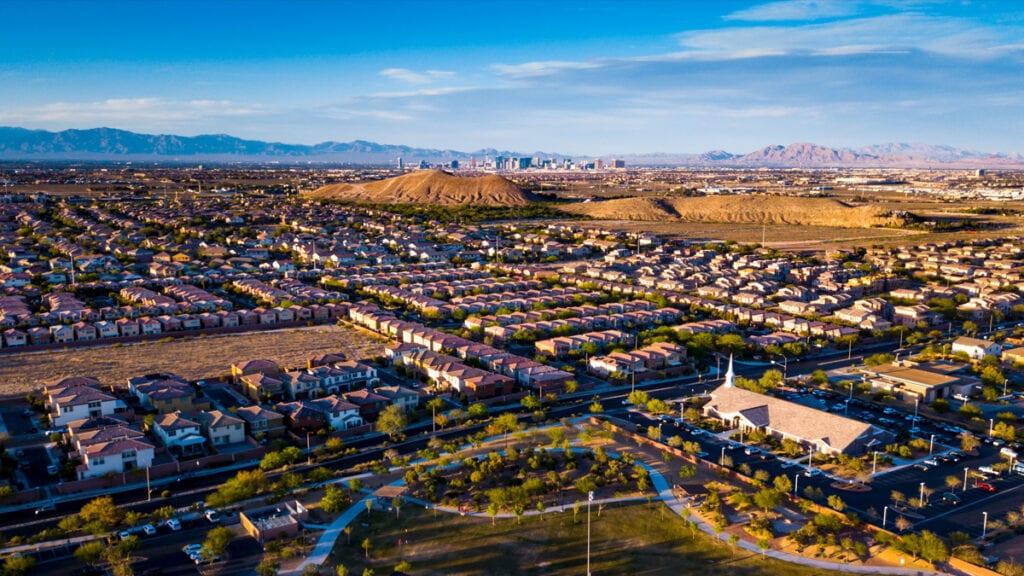 Las Vegas Suburbs - Southwest Las Vegas NV