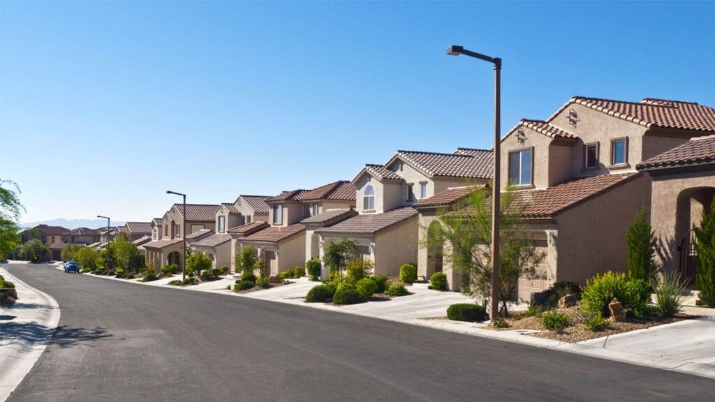 Homes in Southwest Las Vegas
