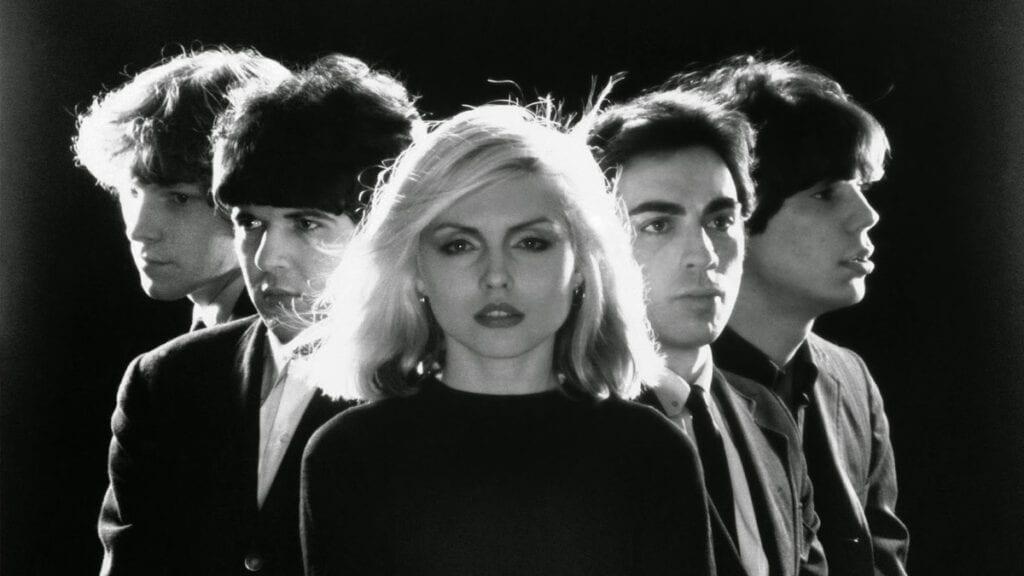 best 70s bands blondie