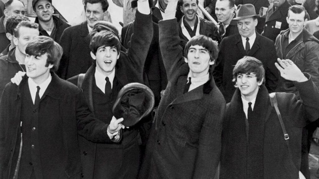 best 70s bands the beatles