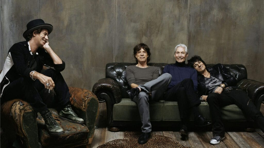 best 70s bands the rolling stones