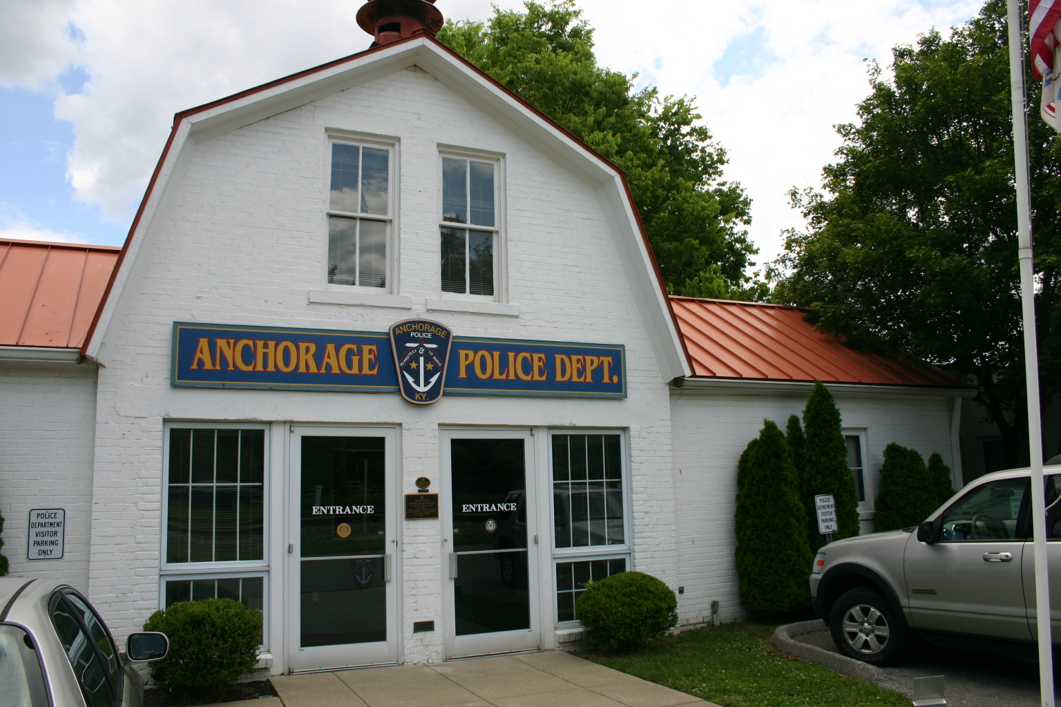 Anchorage KY Police Department