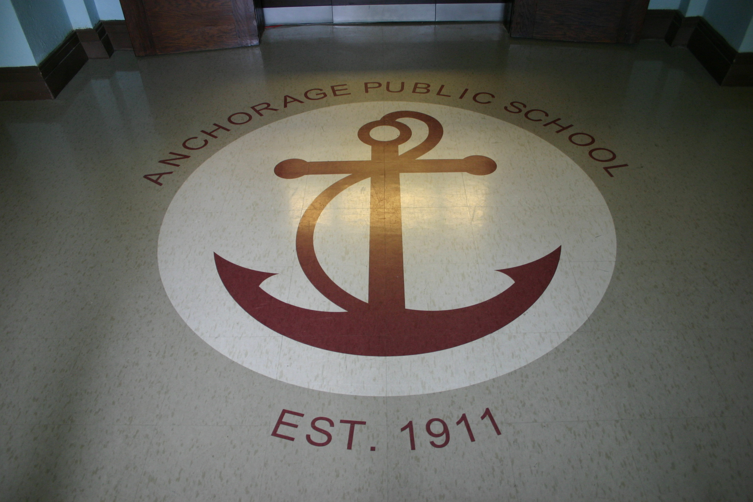 Anchorage Public School Crest