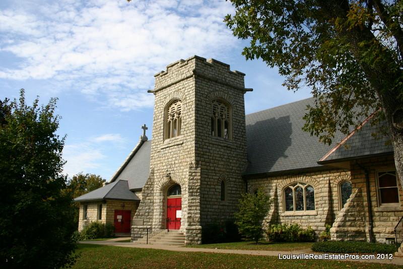 St. Luke's Episcopal Church Anchorage, KY
