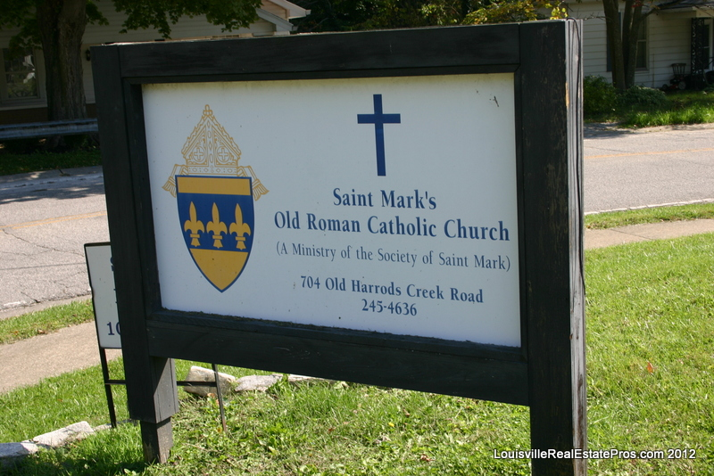 St. Mark Old Roman Catholic Church Anchorage, KY