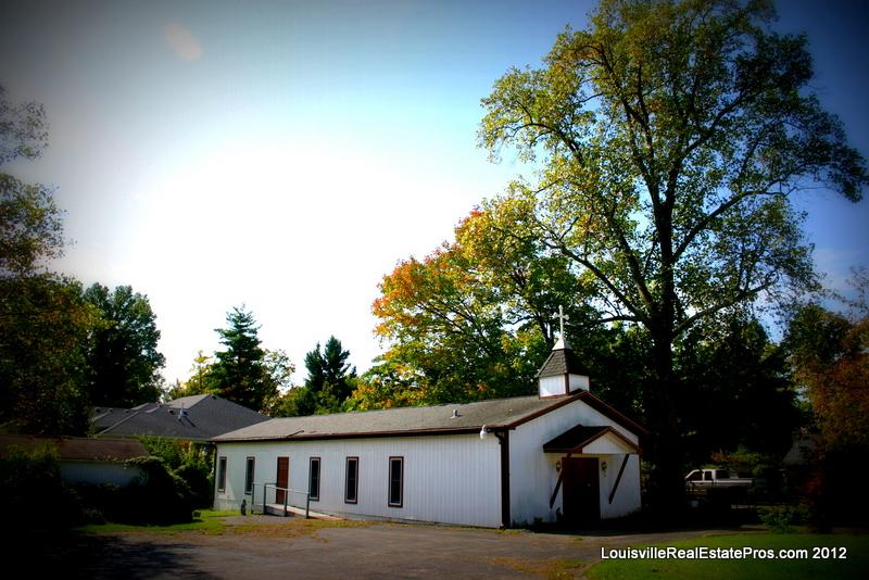 St. Mark Old Roman Catholic Church Anchorage, KY