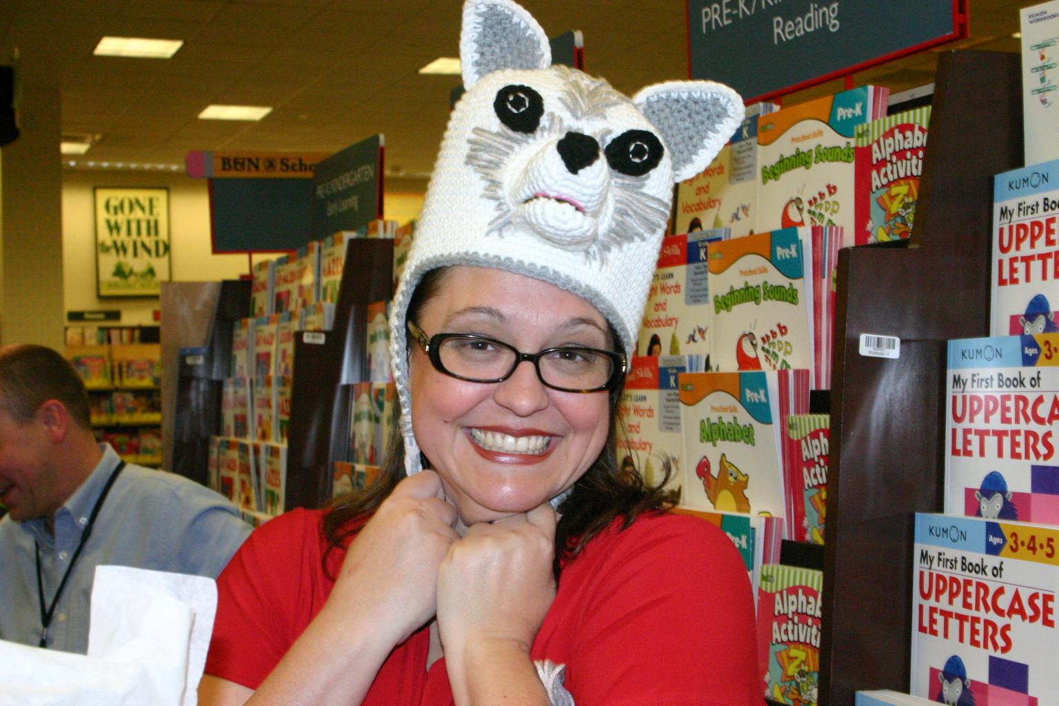 The Bloggess in Louisville with Gerri Willis