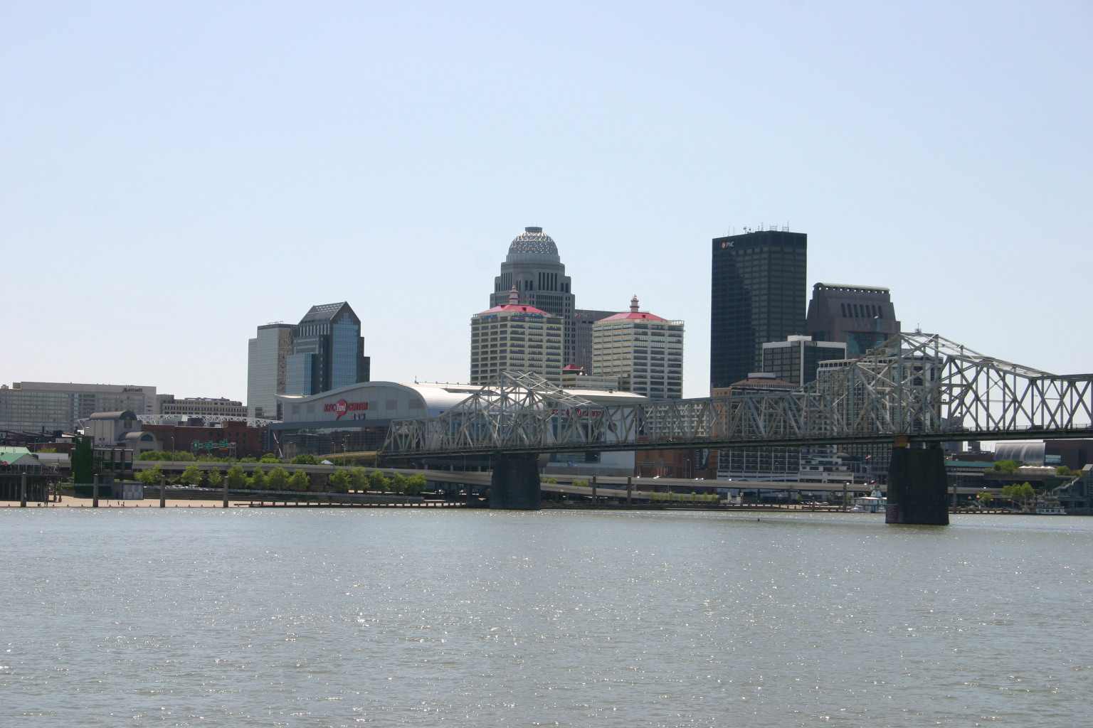 Taste of Derby : Louisville Skyline