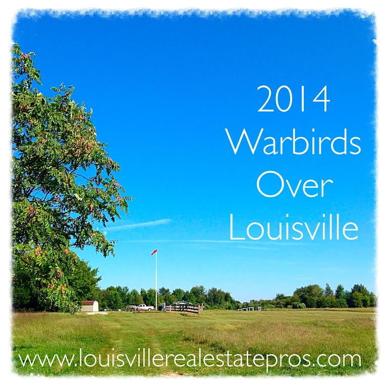 2014 Warbirds Over Louisville