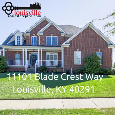 11101 Blade Crest Way Louisville, KY 40291