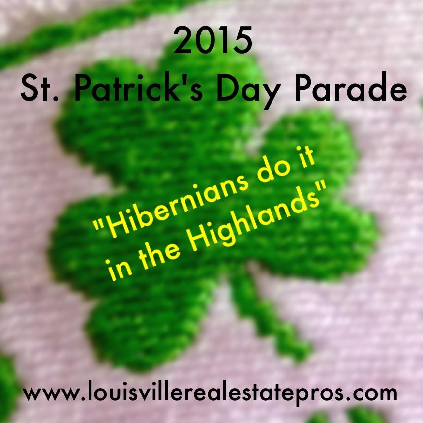 2015 St. Patrick's Day Parade -