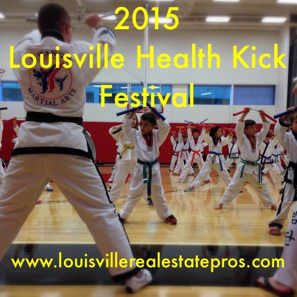 2015 Louisville Health Kick Festival