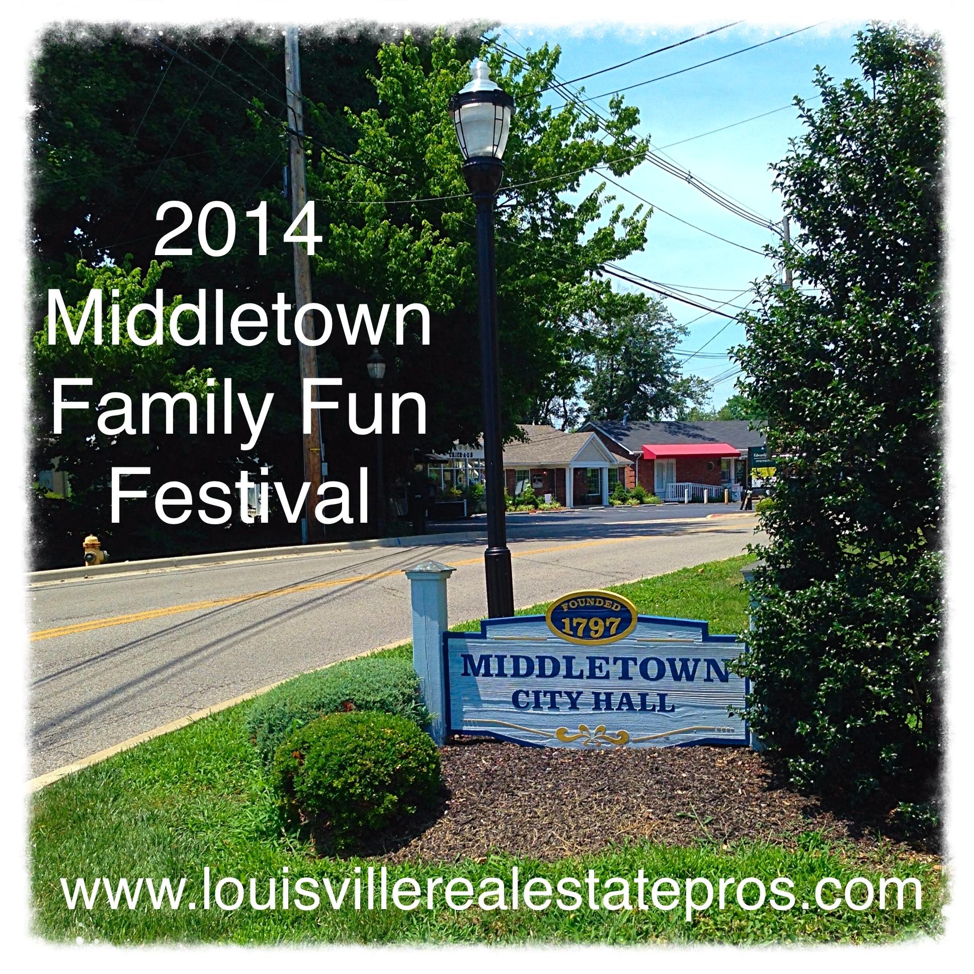 2014 Middletown Family Fun Festival