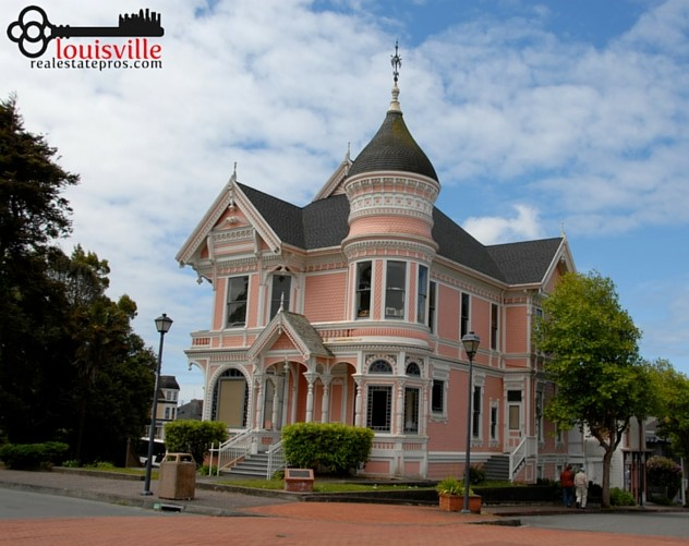 Old Louisville's Victorian District