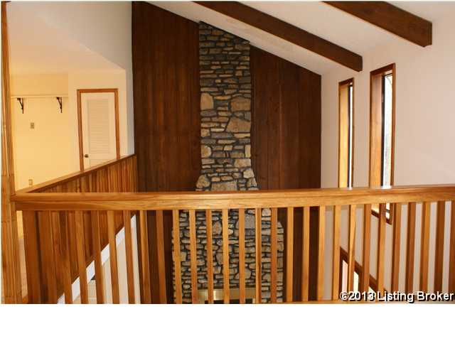 1071 Wood Valley Ln Fireplace