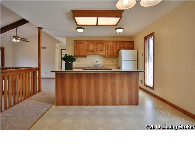 1071 Wood Valley Lane Kitchen