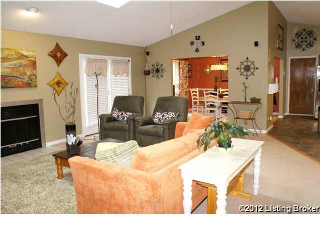 Farm Oak living room