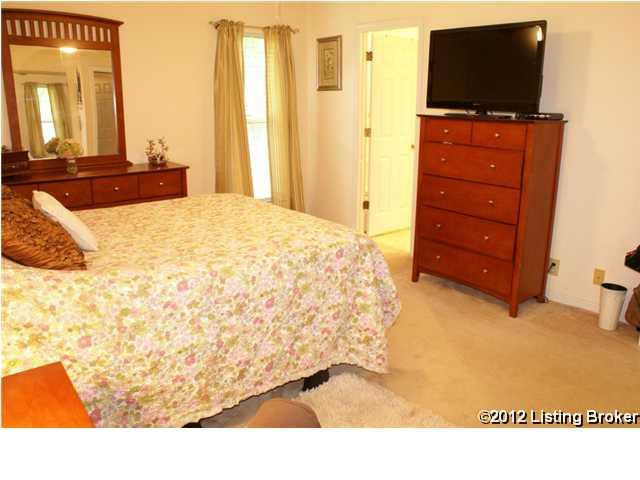 Farm Oaks master bedroom