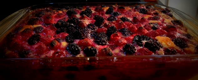 1302 Old Taylor Trail Fresh Berry Cobbler