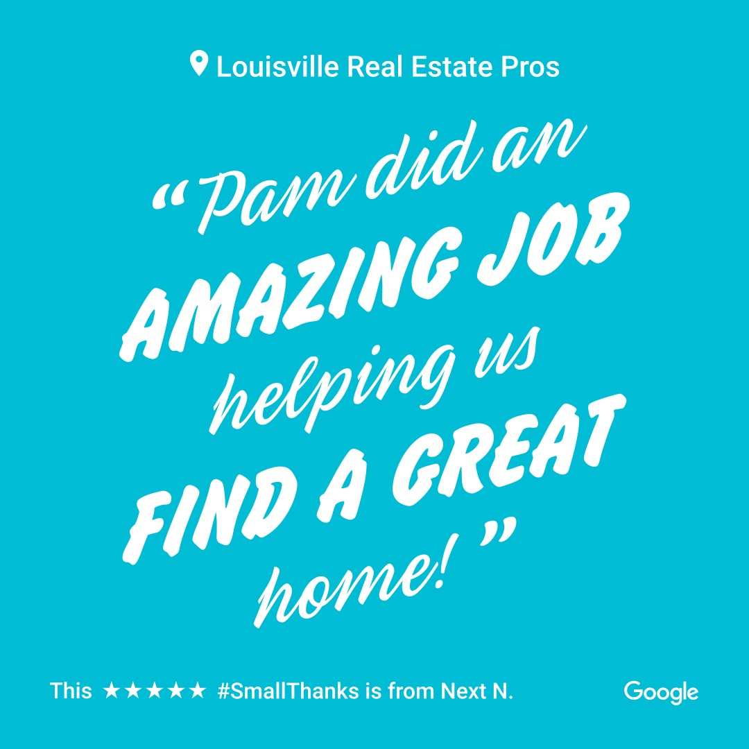 Reviews for Great Louisville Realtor