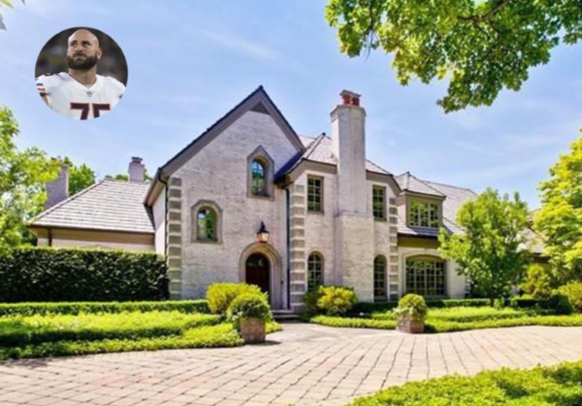 Kyle Long's House