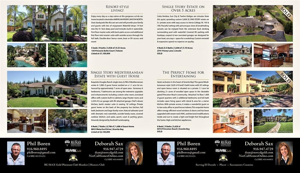 Luxury Home Magazine Ad