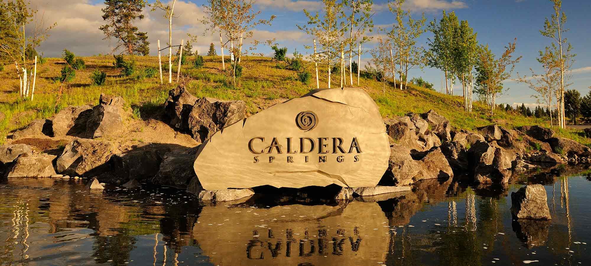 Caldera Springs Real Estate