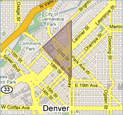 Ball Park Denver Real Estate Listings