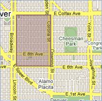 Capitol Hill Denver real estate