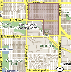 Cherry Creek Denver Neighborhood Profile