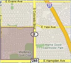 Wellshire Denver Homes