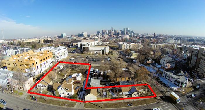 Jefferson Park Aerial