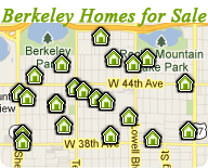 Berkeley Homes for Sale