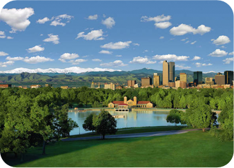 Top parks in Denver