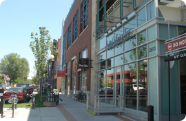 Cherry Creek Commercial District