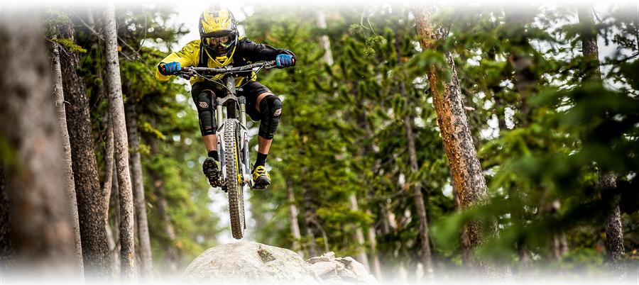Mountain biking in the Colorado Highcountry