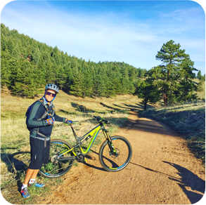 Denver's Top Mountain Biking